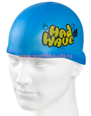 Шапочка Silicone Junior Solid