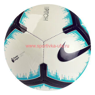 Мяч Nike Pitch PL SC3597-100 р. 5